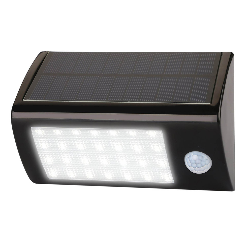 28 LED Super Bright Solar Powered Wireless Outdoor PIR Motion